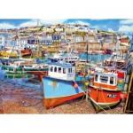 Puzzle   Mevagissey Harbour