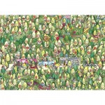 Puzzle   Pièces XXL - Avocado Park