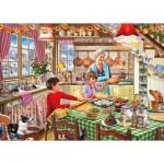 Puzzle   Pièces XXL - Christmas Treats