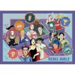 Puzzle   Pièces XXL - Rebel Girls