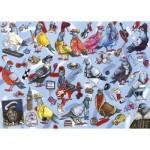 Puzzle   Pigeons of Britain