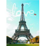 Puzzle  Gold-Puzzle-60089 Love at Paris