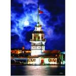 Puzzle  Gold-Puzzle-60126 Tour Maiden - Tour de Léandre, Istanbul, Turquie