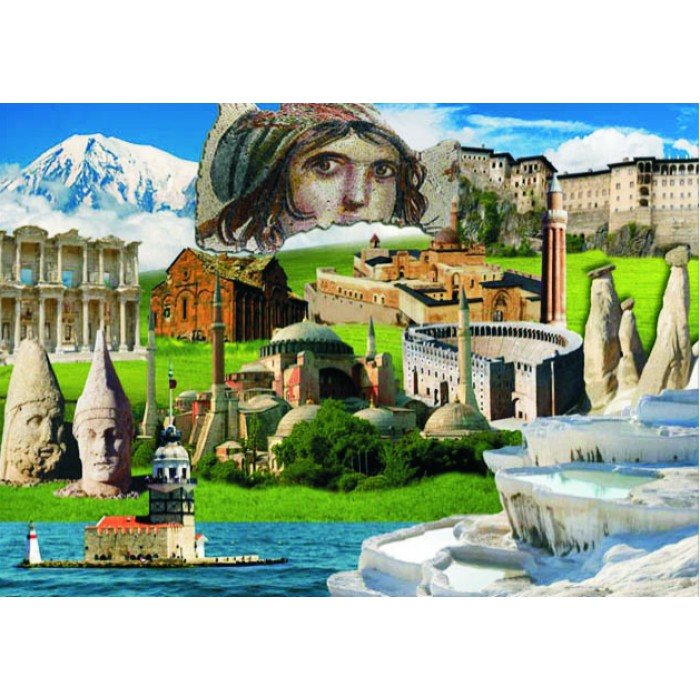 Héritages Culturels de Turquie
