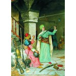 Puzzle  Gold-Puzzle-60263 Osman Hamdi Bey: Le Marchand d'Armes
