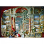Puzzle  Gold-Puzzle-60485 Panini Giovanni Paolo: Rome Moderne