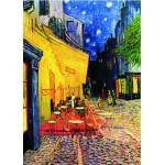 Puzzle  Gold-Puzzle-60539 Van Gogh Vincent : La Terrasse du Café le Soir