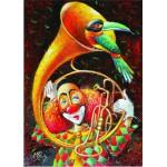 Puzzle  Gold-Puzzle-60553 Yuri Macik: Musicien non Qualifié