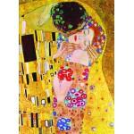 Puzzle  Gold-Puzzle-60614 Klimt Gustav : Le Baiser