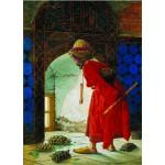 Puzzle  Gold-Puzzle-60966 Osman Hamdi Bey : Le Dresseur de Tortues