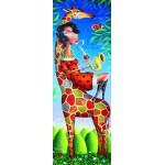 Puzzle  Gold-Puzzle-61161 Jazz pour une Girafe