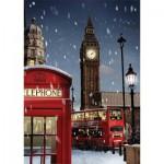 Puzzle  Gold-Puzzle-61536 Londres à Noël