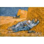 Puzzle  Grafika-Kids-00003 Van Gogh Vincent : La Sieste (d'après Millet), 1890