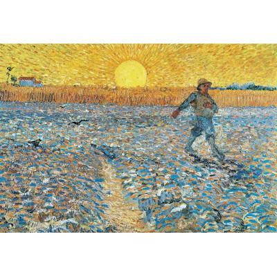 Puzzle Grafika-Kids-00004 Pièces XXL - Van Gogh Vincent : Le Semeur, 1888