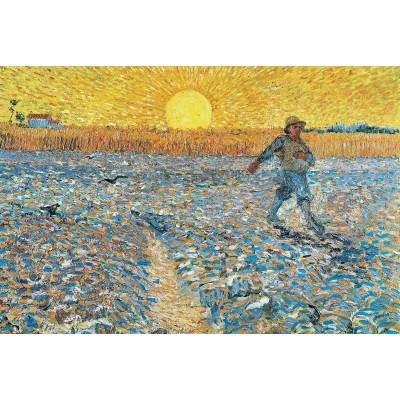 Puzzle Grafika-Kids-00006 Van Gogh Vincent : Le Semeur, 1888