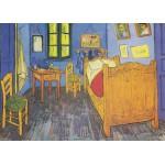 Puzzle  Grafika-Kids-00017 Vincent Van Gogh : La Chambre de Van Gogh à Arles, 1888