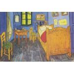 Puzzle  Grafika-Kids-00018 Vincent Van Gogh : La Chambre de Van Gogh à Arles, 1888