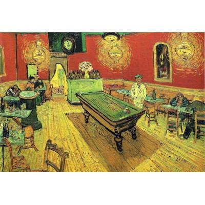 Puzzle Grafika-Kids-00025 Pièces XXL - Van Gogh Vincent : Le Café de Nuit, 1888