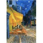 Puzzle  Grafika-Kids-00028 Pièces XXL - Vincent Van Gogh : Terrasse de Café sur la Place du Forum, 1888