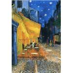 Puzzle  Grafika-Kids-00030 Vincent Van Gogh : Terrasse de Café sur la Place du Forum, 1888