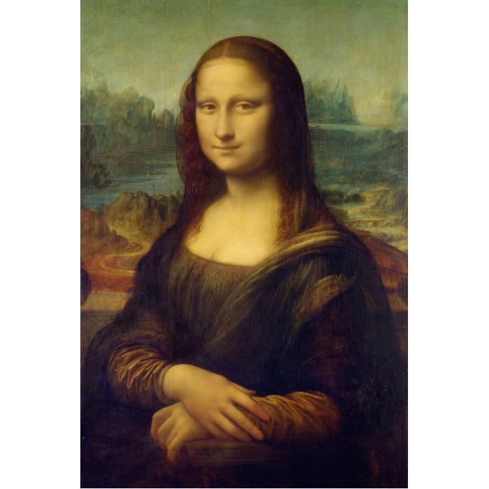 Léonard de Vinci : La Joconde, 1503-1506