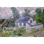 Puzzle  Grafika-Kids-00064 Pièces XXL - Van Gogh Vincent : Maison à Auvers, 1890