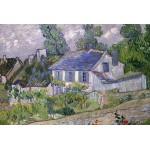 Puzzle  Grafika-Kids-00066 Van Gogh Vincent : Maison à Auvers, 1890