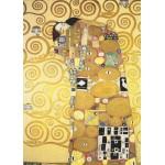 Puzzle  Grafika-Kids-00070 Klimt Gustav : L'étreinte