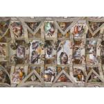 Puzzle  Grafika-Kids-00075 Pièces XXL - Michel Ange : La Chapelle Sixtine