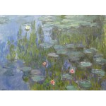 Puzzle  Grafika-Kids-00085 Claude Monet : Nymphéas, 1915