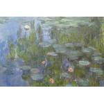Puzzle  Grafika-Kids-00086 Claude Monet : Nymphéas, 1915