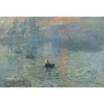 Puzzle  Grafika-Kids-00087 Pièces XXL - Claude Monet : Impression au Soleil Levant, 1872