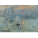 Puzzle  Grafika-Kids-00088 Claude Monet : Impression au Soleil Levant, 1872