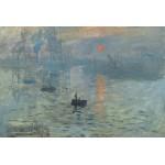 Puzzle  Grafika-Kids-00089 Claude Monet : Impression au Soleil Levant, 1872