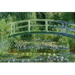 Puzzle  Grafika-Kids-00094 Monet Claude : Le Bassin aux Nymphéas et le Pont Japonais, 1897-1899