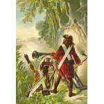 Puzzle  Grafika-Kids-00143 Pièces XXL - Robinson Crusoe par Offterdinger & Zweigle