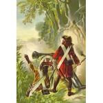Puzzle  Grafika-Kids-00145 Robinson Crusoe par Offterdinger & Zweigle