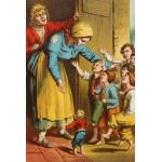 Puzzle  Grafika-Kids-00148 Carl Offterdinger : Le Petit Poucet