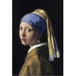 Puzzle  Grafika-Kids-00151 Vermeer Johannes : La Jeune Fille à la Perle, 1665