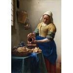 Puzzle  Grafika-Kids-00152 Pièces XXL - Vermeer Johannes : La Laitière, 1658-1661