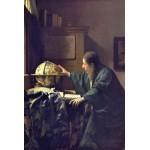 Puzzle  Grafika-Kids-00159 Vermeer Johannes : L'Astronome, 1668