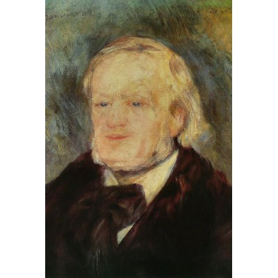 Puzzle Grafika-Kids-00169 Renoir Auguste : Richard Wagner, 1882