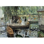 Puzzle  Grafika-Kids-00177 Auguste Renoir : La Grenouillère, 1869