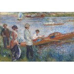 Puzzle  Grafika-Kids-00181 Renoir Auguste : Canoteurs à Chatou, 1879