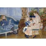 Puzzle  Grafika-Kids-00182 Pièces XXL - Auguste Renoir : L'après-midi des enfants à Wargemont, 1884