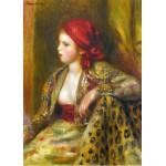 Puzzle  Grafika-Kids-00189 Renoir Auguste : Odalisque, 1895