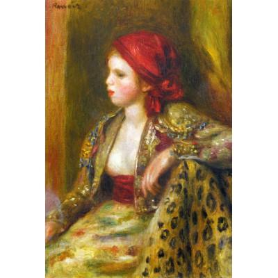 Puzzle Grafika-Kids-00190 Renoir Auguste : Odalisque, 1895