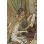 Puzzle  Grafika-Kids-00191 Pièces XXL - Auguste Renoir : Jeunes filles au piano, 1892