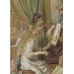 Puzzle  Grafika-Kids-00192 Auguste Renoir : Jeunes filles au piano, 1892