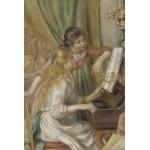 Puzzle  Grafika-Kids-00193 Auguste Renoir : Jeunes filles au piano, 1892